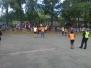 Netball - Teachers vs U/13 - March 2014